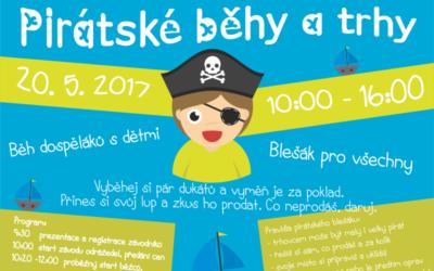 Pirátské běhy a trhy